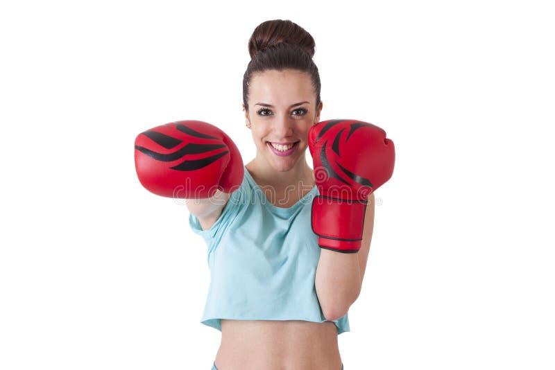 boxing stock afbeelding