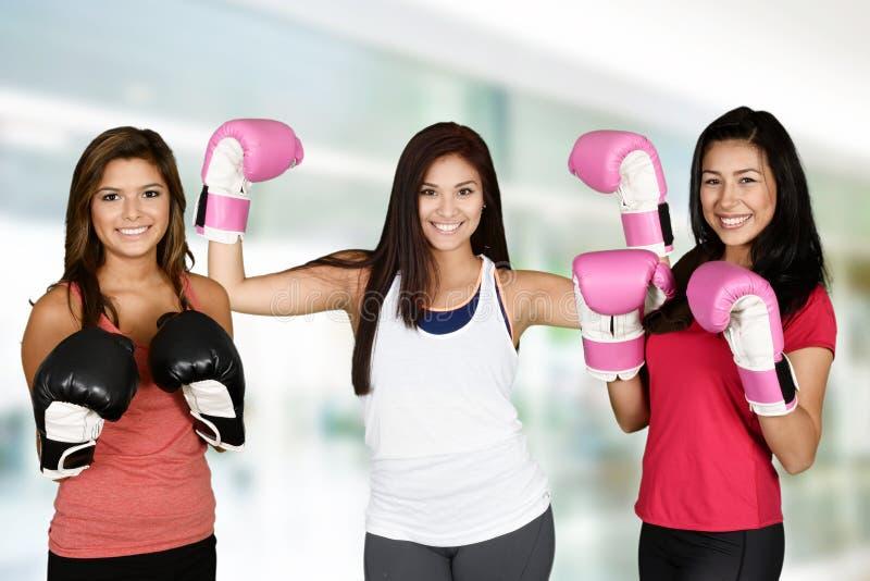boxing imagem de stock royalty free