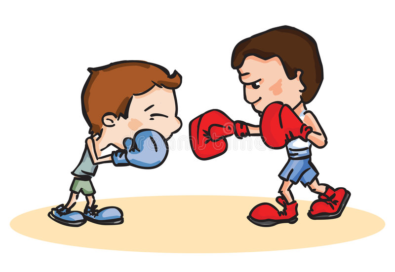 Download Boxing stock vector. Image of boxing, illustration, punch - 7794769