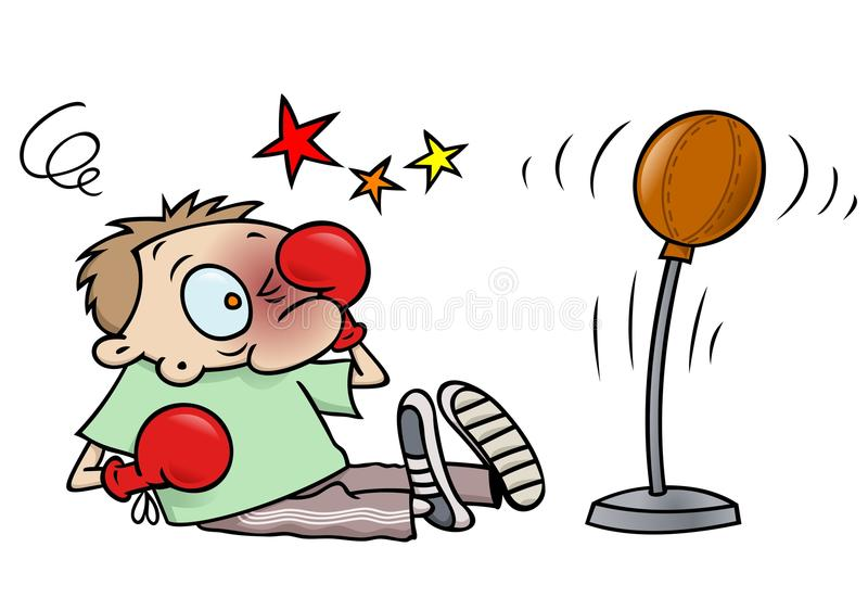 Download Boxing Accident Stock Image - Image: 16651851
