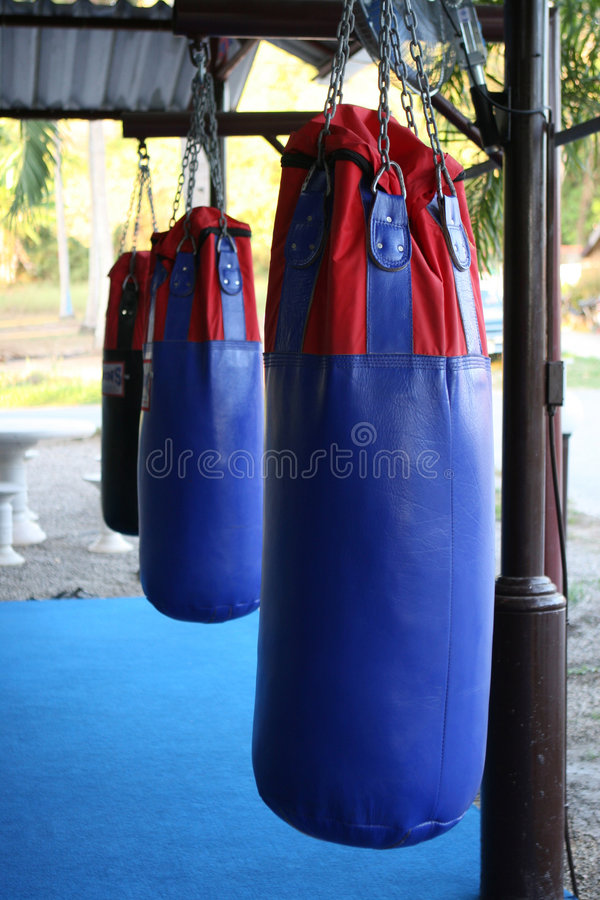 Free Boxing Bags Royalty Free Stock Photography - 8834037