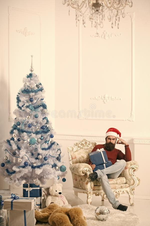 Boxing day and party celebration. royalty free stock photography