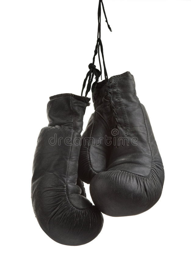 Download Boxing-glove stock photo. Image of boxe, exercising, black - 5058362