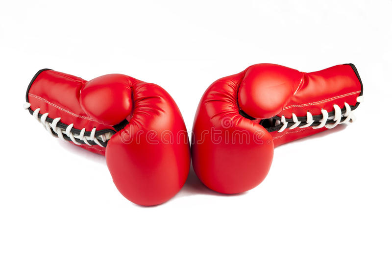 Boxing Glove royalty free stock photos