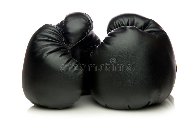 Boxing Gloves royalty free stock images