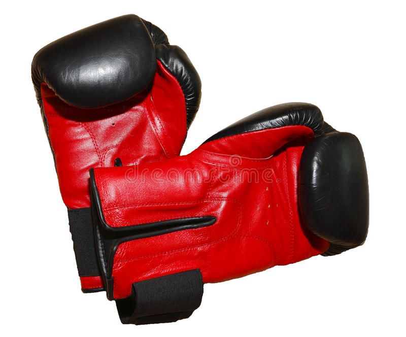 Download Boxing gloves stock photo. Image of sports, mitts, pair - 26596498