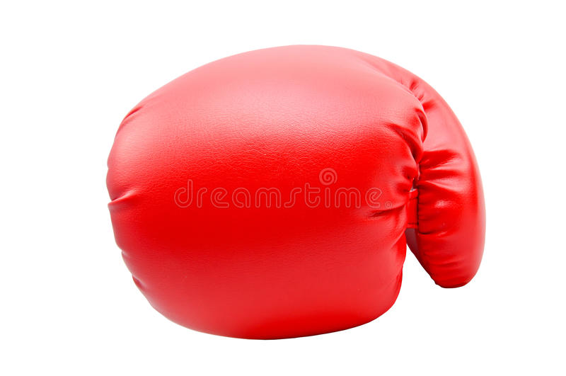 Boxing Gloves punching stock images
