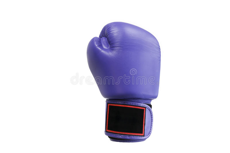 Boxing gloves. Under the white background royalty free stock photos