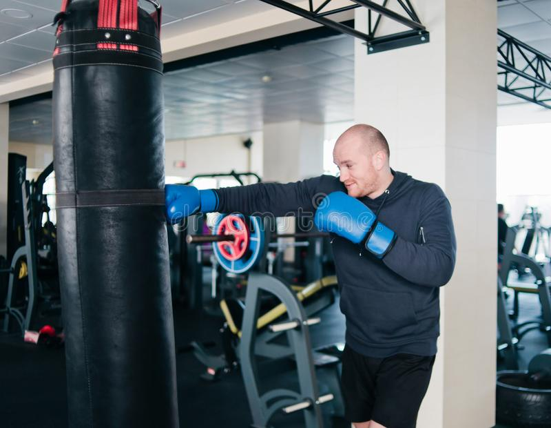 boxing foto de stock