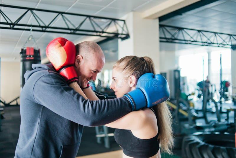 boxing fotografia de stock