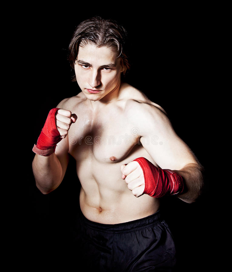 Download Boxing workout stock image. Image of athlete, professional - 29561429