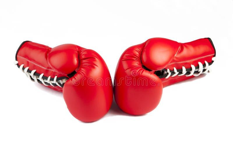 Boxninghandske royaltyfria foton