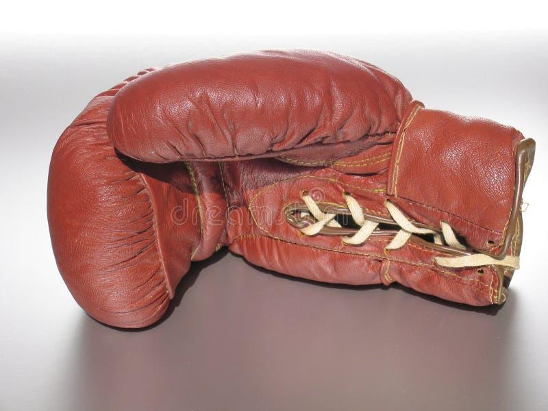 Boxninghandske Mig Arkivfoton