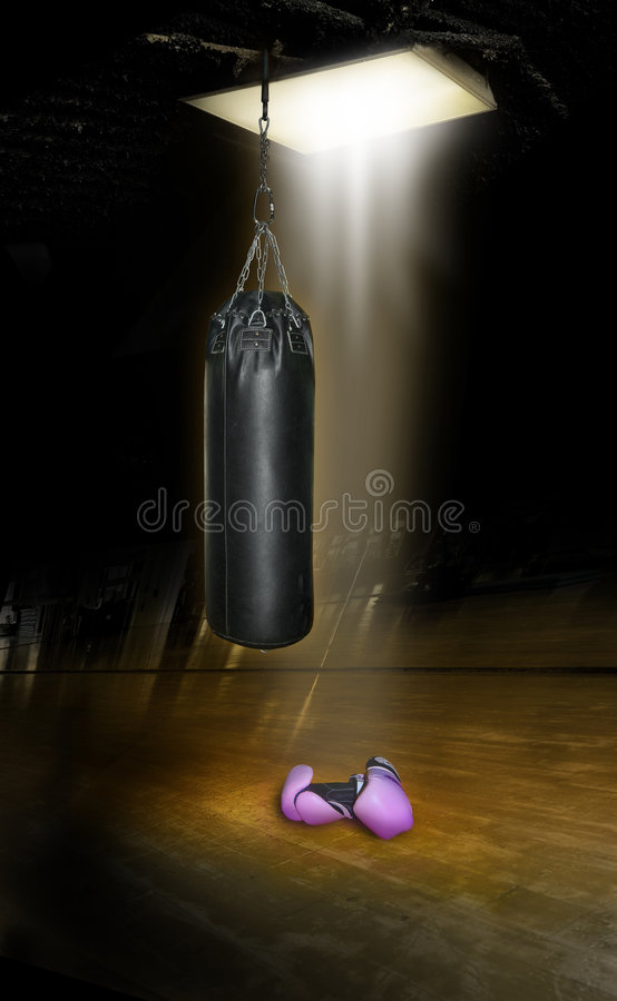 boxningidrottshall arkivbilder