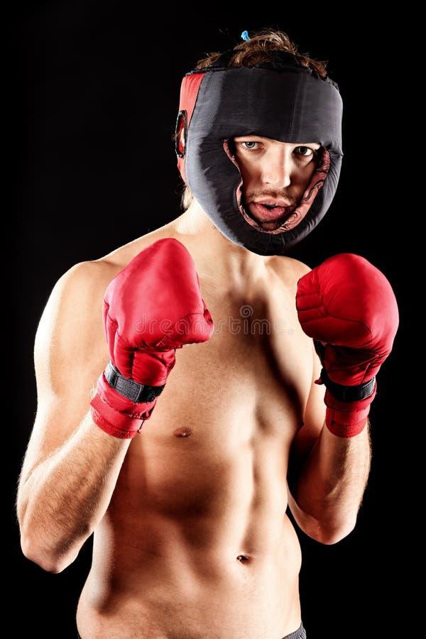 boxningsport royaltyfria foton