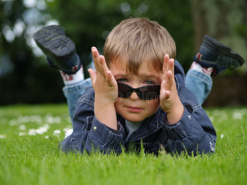 Download Boy stock image. Image of summer, smile, face, spring - 2604827