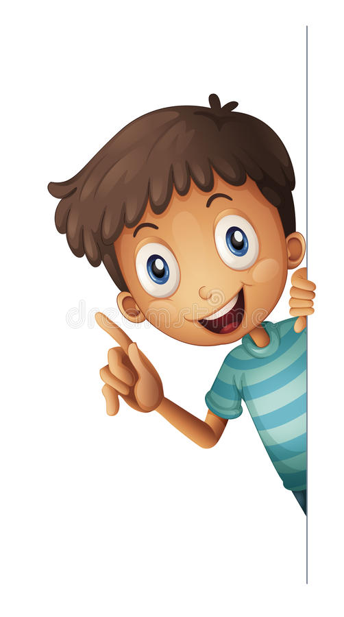 Download A boy stock illustration. Image of drawing, graphic, mood - 27648320
