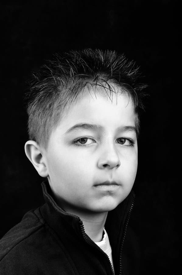 Boy. Portrait of a happy child stock photos