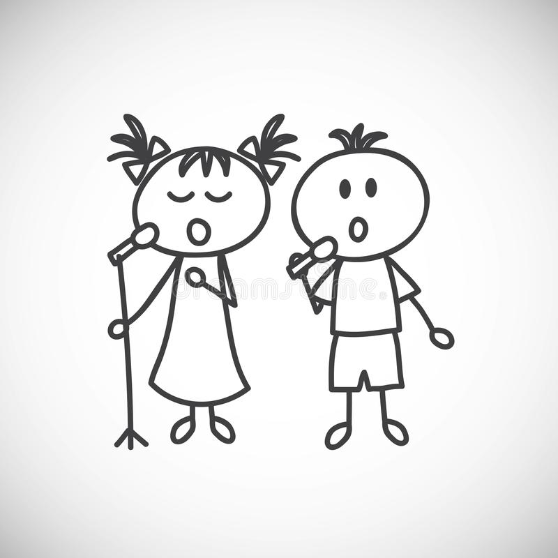 Free Boy And Girl Royalty Free Stock Images - 51361899