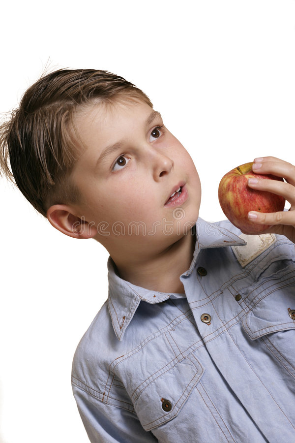 Download Boy (angled) stock photo. Image of diet, balanced, doctor - 43406