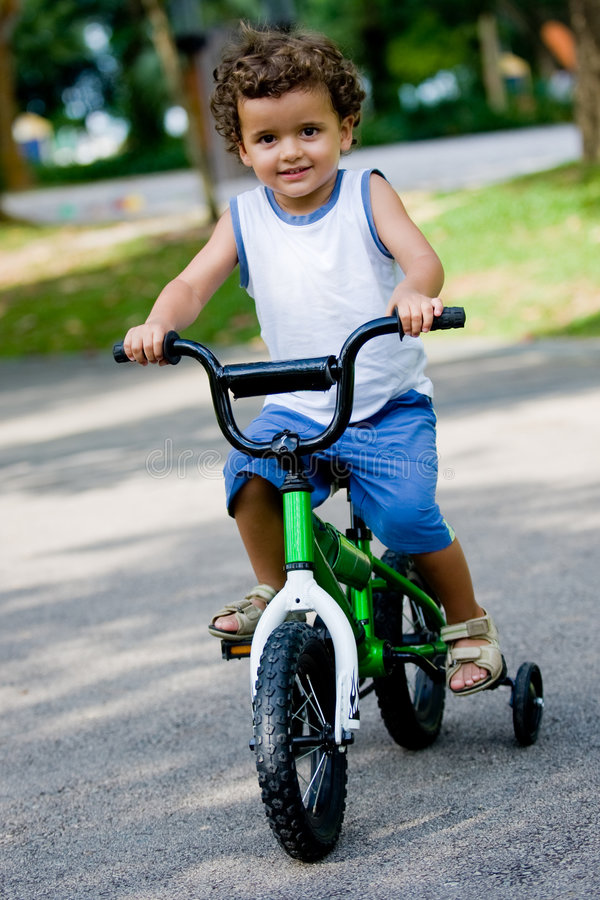 Download Boy On Bike Stock Images - Image: 5562514