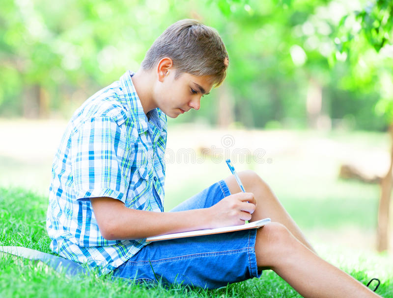 Download Boy With Books Royalty Free Stock Images - Image: 33685019