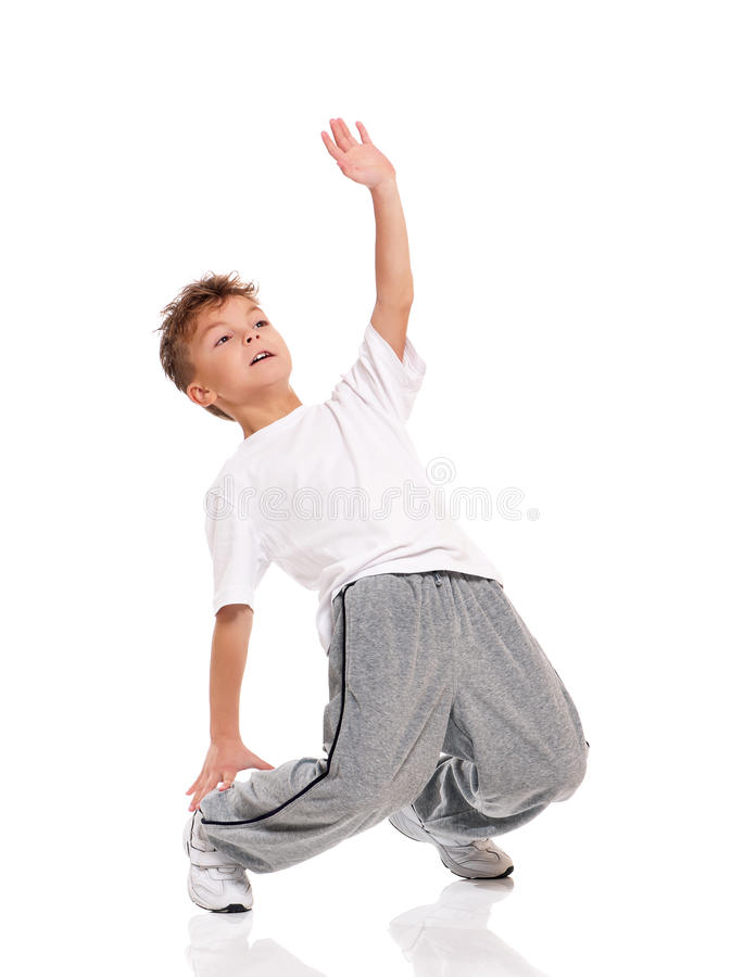 Download Boy Dancing Royalty Free Stock Image - Image: 28930666