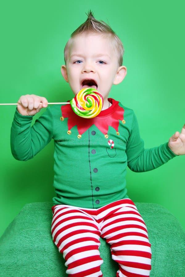 The Boy Elf Stock Photos
