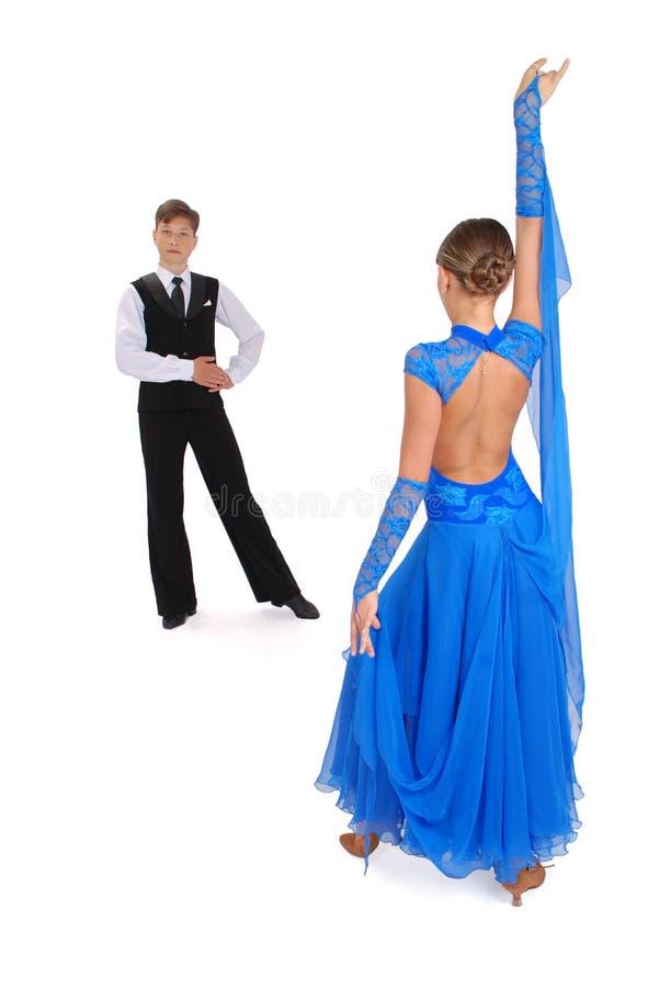 Download Boy And Girl Dancing Ballroom Dance Stock Image - Image: 10066017