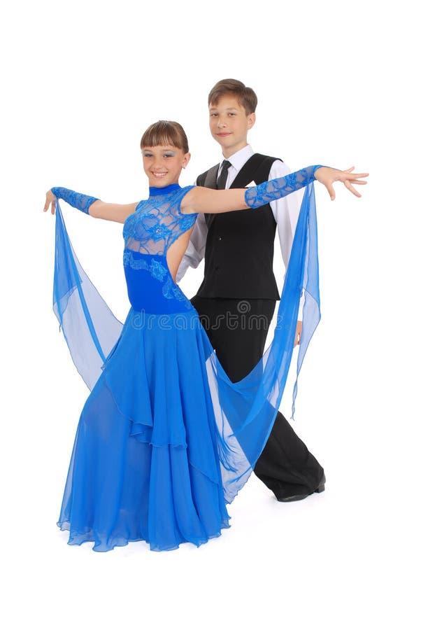 Download Boy And Girl Dancing Ballroom Dance Stock Photo - Image: 10066026