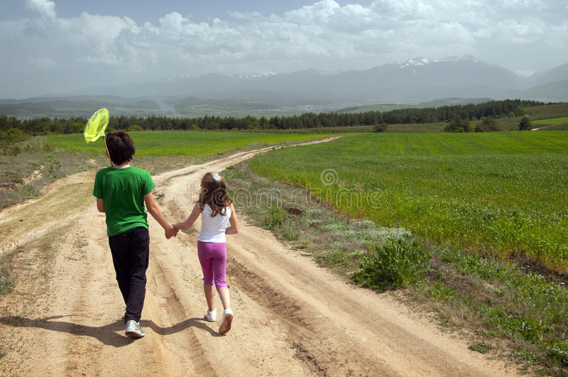 Download Boy And Girl Royalty Free Stock Image - Image: 31308546