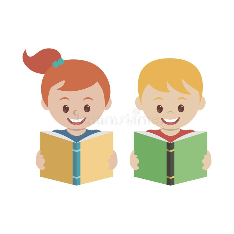 Read Books Cartoon Stock Illustrations – 6,607 Read Books Cartoon ...