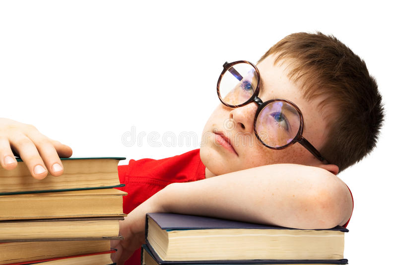 Download Boy With Glasses Royalty Free Stock Photography - Image: 10673297