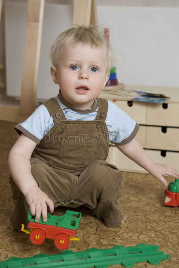 Download Boy one years old stock photo. Image of bright, life - 11272966