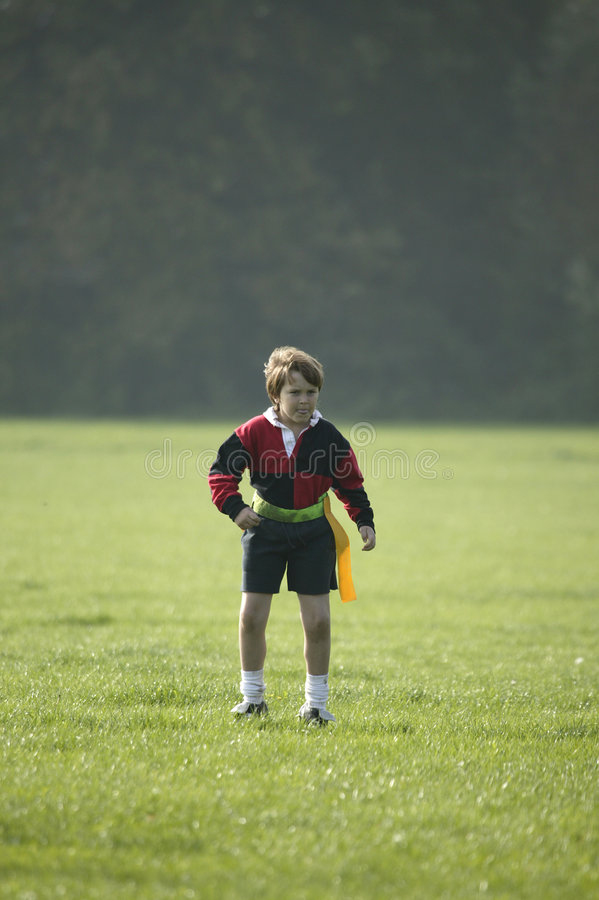 Download Boy Playing Rugby Royalty Free Stock Photography - Image: 1723777