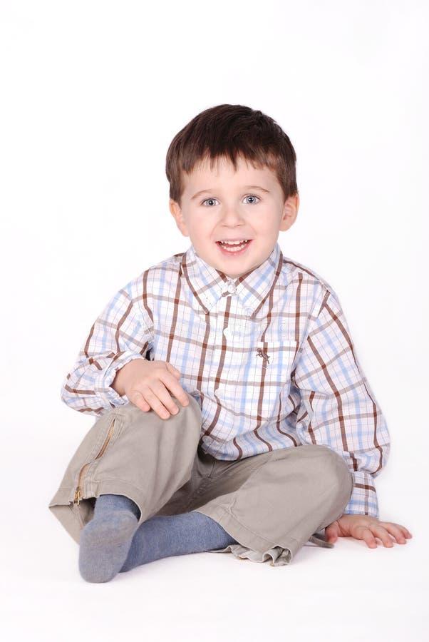 Boy portrait royalty free stock photography
