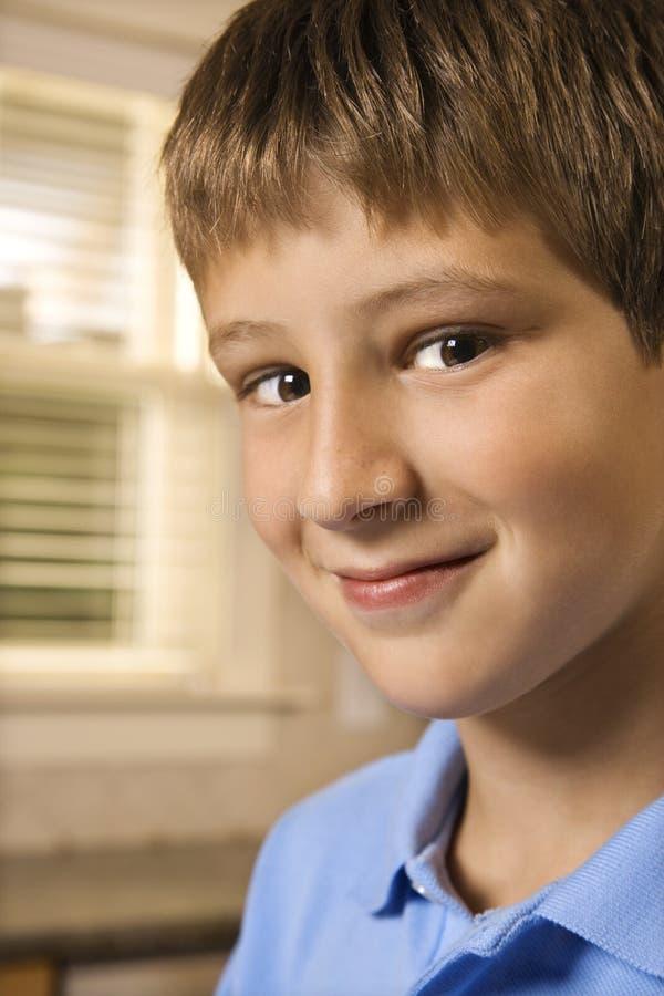 boy portrait στοκ εικόνες
