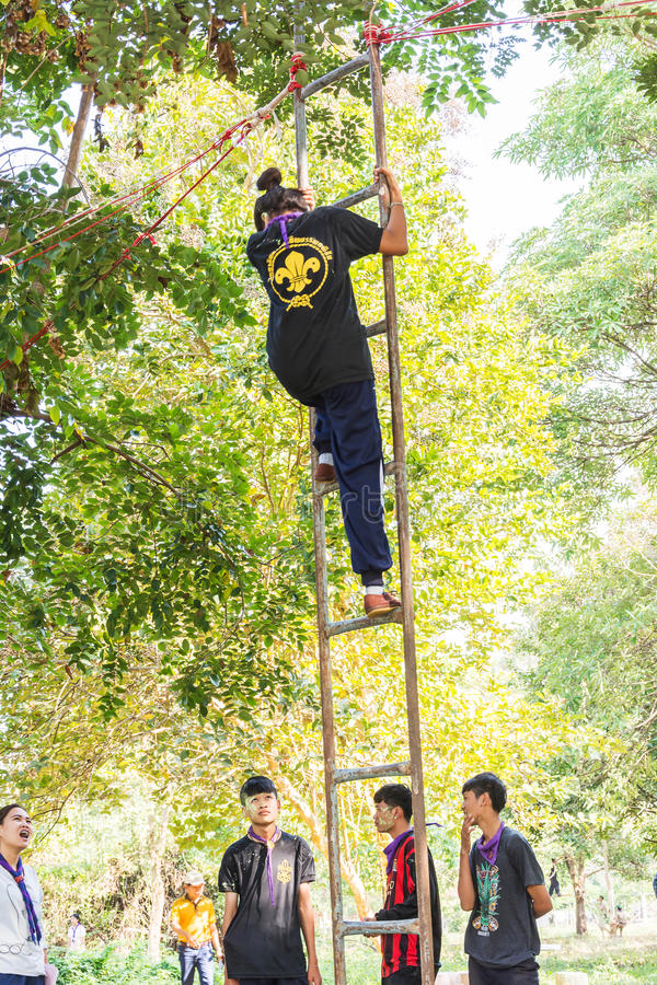 Boy Scouts Outdoor Activities Editorial Image - Image of ...  Cub Scouts Outdoor Games