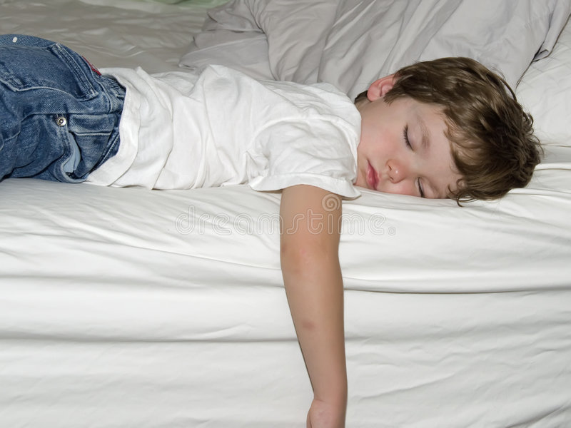 Download Boy Sleeping Royalty Free Stock Photo - Image: 7954625