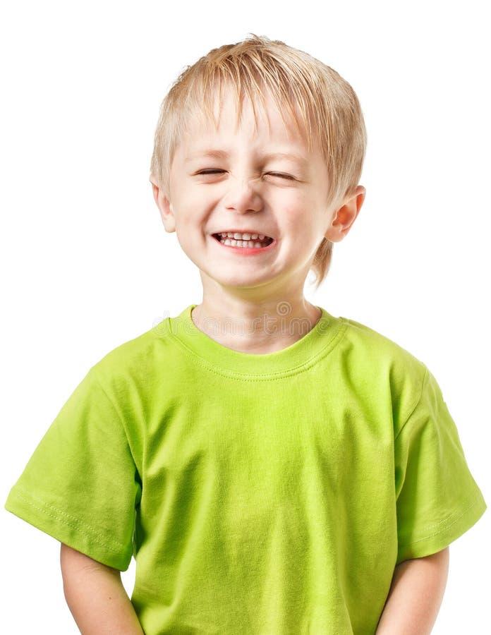 Boy smile royalty free stock photos