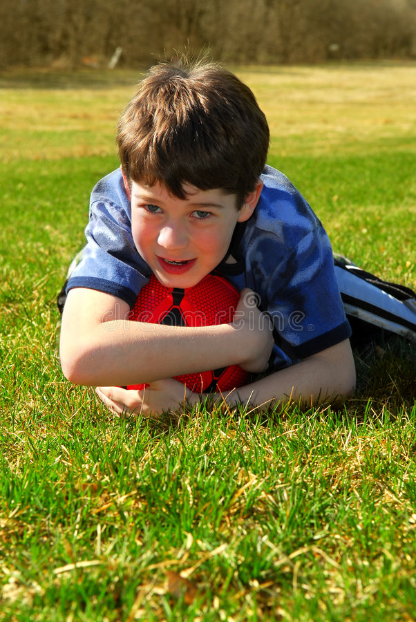 Download Boy With Soccer Ball Stock Photos - Image: 2309003