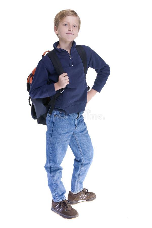 Boy Student stock photos