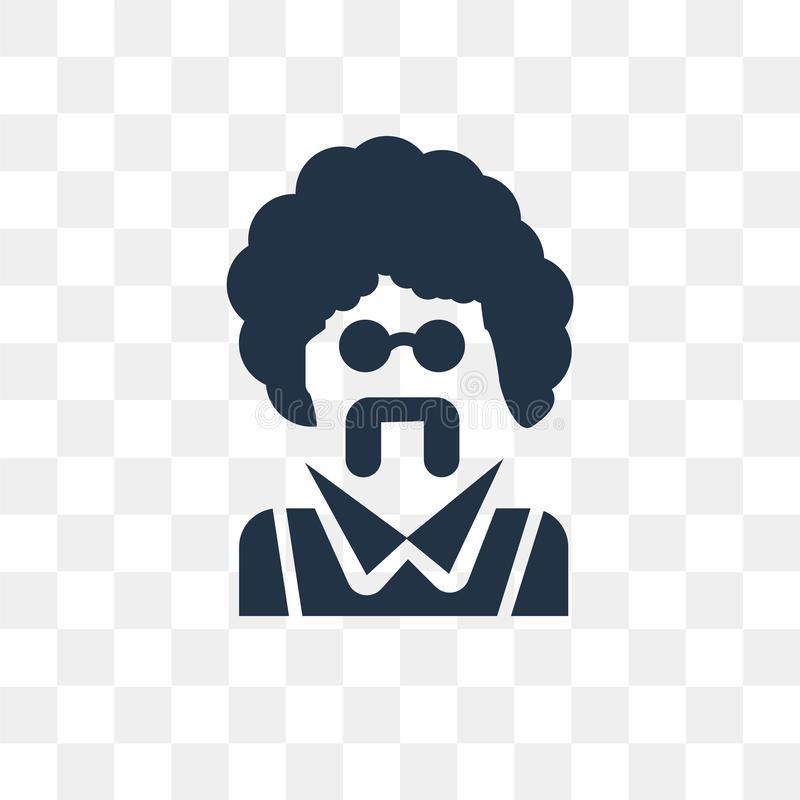 Boy vector icon isolated on transparent background, Boy transpa. Rency concept can be used web and mobile, Boy icon vector illustration