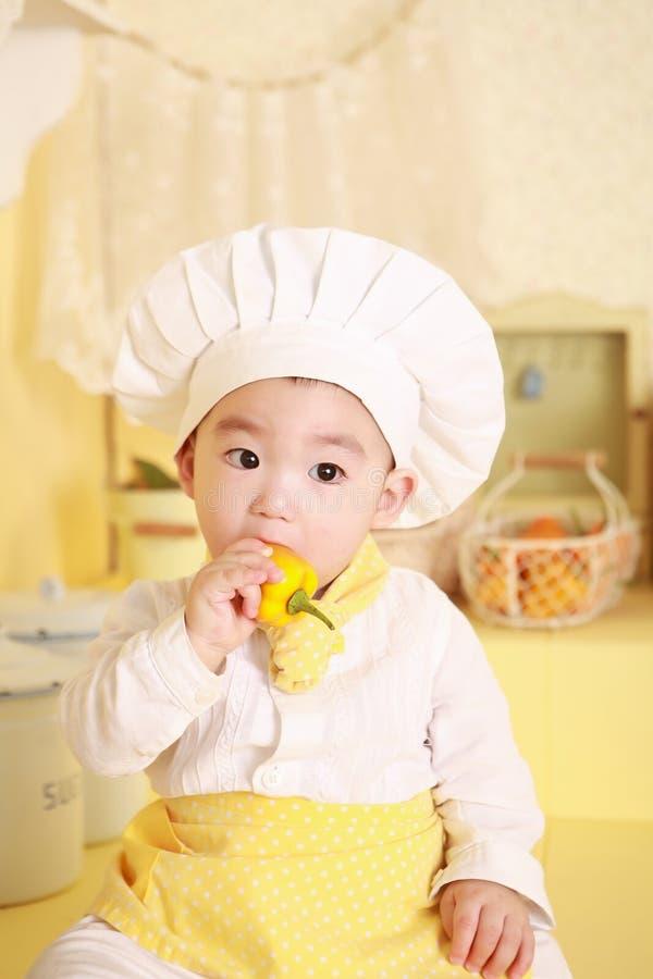 Boy Wearing Chef Hat Free Public Domain Cc0 Image