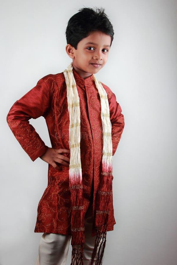 Download Boy Wearing Traditional Dress Stock Image - Image: 23507201