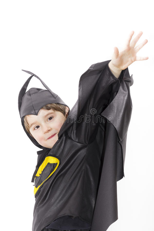 Free Boy With Carnival Costume . Stock Photography - 29994232