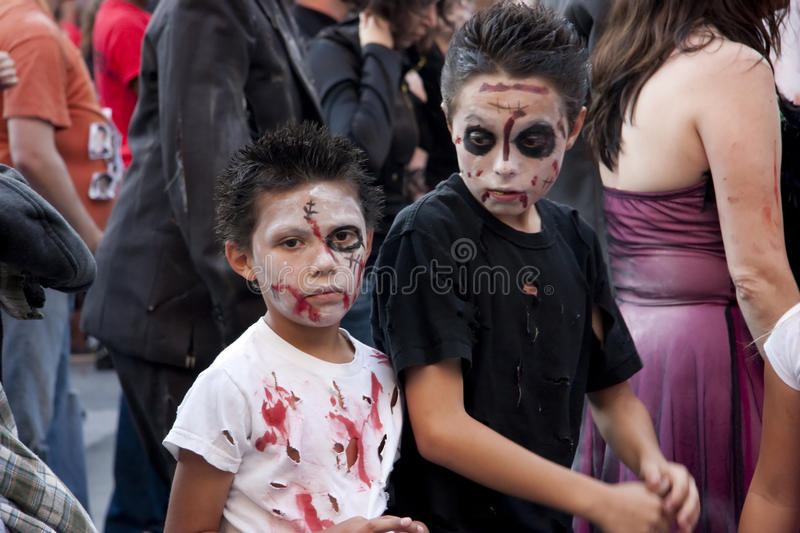 Download Boy Zombies editorial stock photo. Image of dance, michael - 11544428