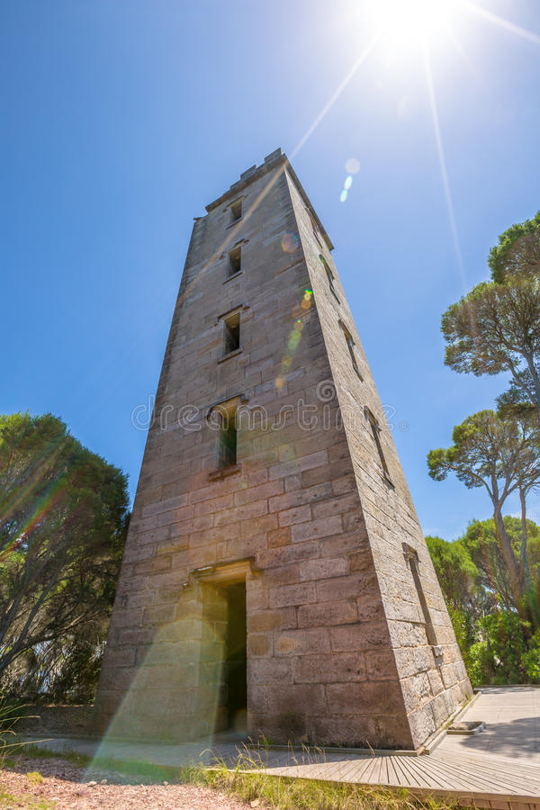Boyds torn i Ben Boyds National Park, Australien arkivfoton