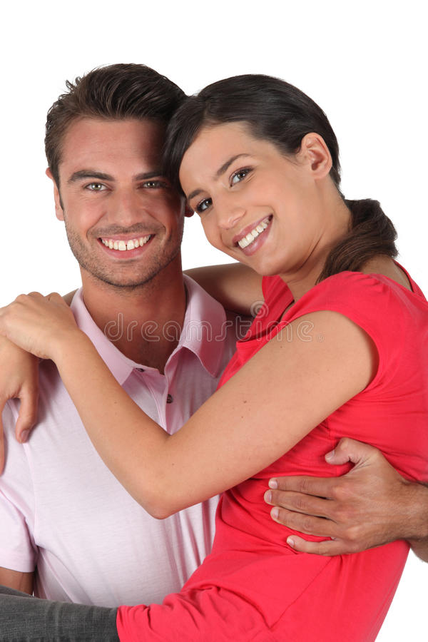 Download Boyfriend Carrying Girlfriend Stock Photo - Image: 23697248