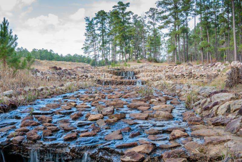 Boykin entspringt Wasserfälle stockfotografie